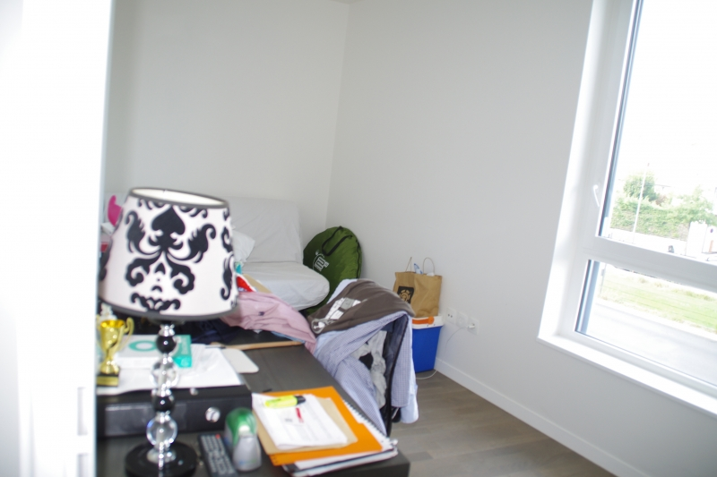 Vente appartement colombes 92 habitat adapt for Cuisine ouverte erp